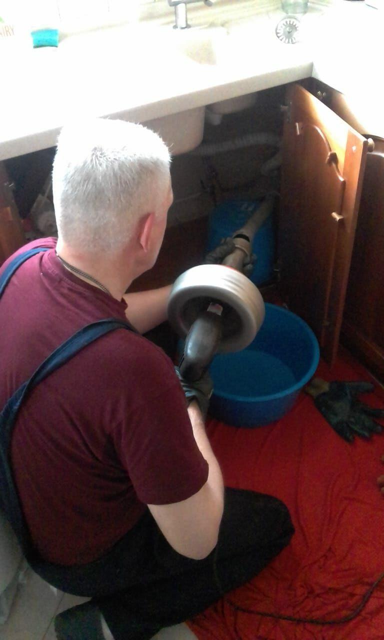 промывка канализации москва цена