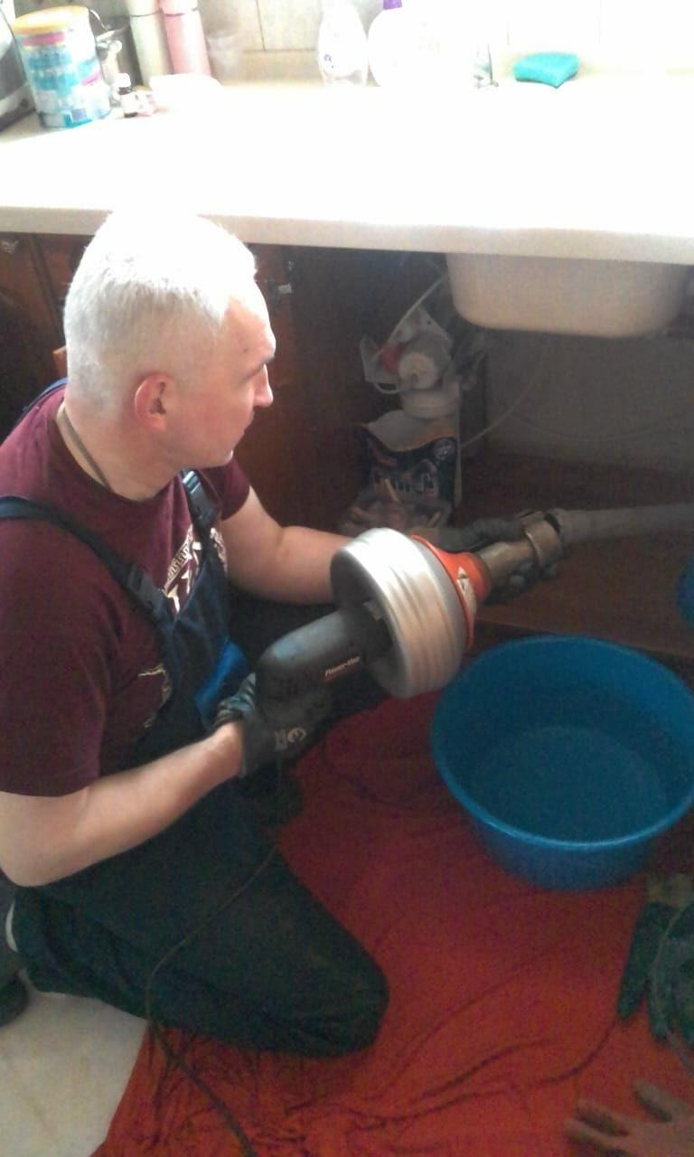 промывка канализации москва недорого